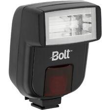 Bolt VS-260SMI Compact On-Camera Flash for Sony Tilts Upward 90° Five Positions