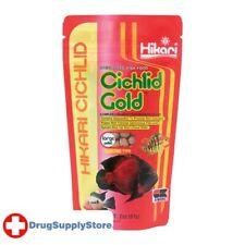 RA Cichlid Gold - Large Pellets - 2 oz