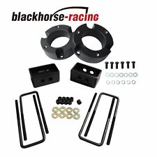 """3"""" Front 2"""" Rear Leveling Lift Kit For 2005-2018 Toyota Tacoma 4WD 2WD Black"""