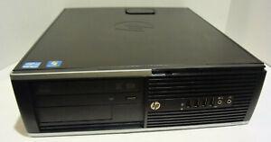 HP Compaq Elite 8300 Desktop PC (Intel Core i5 3.2GHz 4GB 500GB Win 10 Pro)