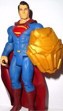 DC UNIVERSE Justice League movie KRYPTO SPEAR GOLD SHEILD Batman v Superman