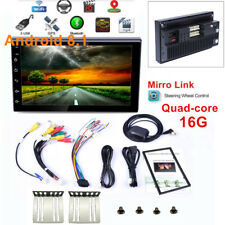 2DIN 16G Android 8.1 Car Radio GPS Navigation Audio Stereo Quad-core MP5 Player