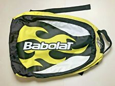 Babolat Tennis Bag Backpack Black Yellow Sports Bag