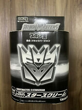Takara Transformers Robot Masters RM-12 Black Starscream