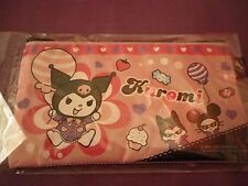 Estuche para lápices Kuromi y Hello Kitty