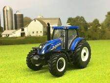 1/64 ERTL NEW HOLLAND T6.175 4WD TRACTOR