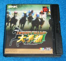 Neo Geo Pocket Color Game - Neo Derby Champ Daiyosou