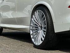 Alufelgen 9,5+10,5x 22 Zoll Winterfelgen Winterräder BMW X5 X7 G5X G7X silber