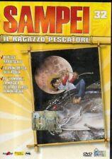 dvd SAMPEI Il ragazzo pescatore HOBBY & WORK numero 32