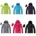 Men & Women Windproof Waterproof Jacket Bike Bicycle Outdoor Sports Rain Coat