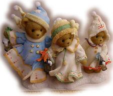 Cherished Teddies 2008 Figurine, Mistie, Danielle, Brittany, 4010080, Nib Winter