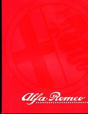 1991 Alfa Romeo 164S 164 and Spider Veloce Original Car Sales Brochure Folder