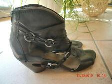 Details zu VAN DER LAAN chice Sandaletten braun Gr. 42 NEUw. SK517