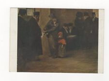 Forain The Law Courts Tate Gallery Plain Back Art Card 202b