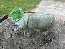 NUOVO Edilio Parodi Rinoceronte giocattolo