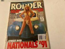 AMERICAN RODDER Magazine - 1/1992!