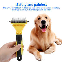 Professional Dog Grooming Pet Cat Fur Hair Handhold Cordless Trimmer Shaver NEW