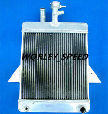Aluminum Radiator For Triumph GT6 MT 3Core 1966-1973 66 67 68 69 70 71 72 73