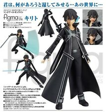 Sword Art Online 6'' Kirito Figma Action Figure Anime Licensed NEW