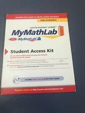 MyLab Math by Pearson Education Staff and Addison-Wesley Publishing Staff (2004,