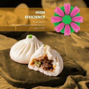 Steamed Stuffed Bun Making Mold Pastry Pie Steam Bun Dumpling Maker Mould UK