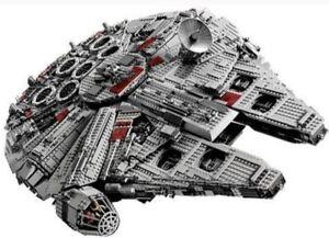 Building Blocks Star Wars UCS Millennium Falcon 10179