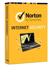Norton Internet Security KEY CARD for a 1yr subscription for 3PC's