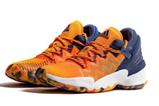 adidas D.O.N Issue #2 Orange Men's Basketball Shoes Sport Sneakers FV8958