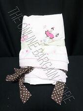 Pottery Barn Kids Lucy Ringmaster Bed Duvet Cover Twin Light Pink Ballerinas