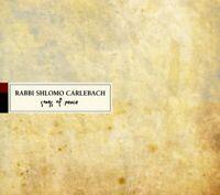 Shlomo Carlebach - Songs of Peace [New CD]