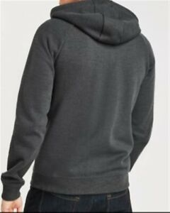 BUSA Bikers Gear GREY Motorcycle Hoodie Reinforced With Protective Aramid Fiber