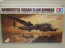 Tamiya 1/48 Scale Avro Lancaster Dambuster / Grand Slam Bomber - Factory Sealed