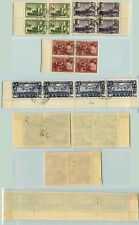 Russia USSR 1940 SC 772-775 used block of 4 . d7455