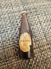 Miniature Vintage Guiness Bottle.