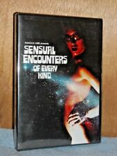 Sensual Encounters Of Every Kind [1978] (DVD, 2016) VINEGAR SYNDROME NEW retro