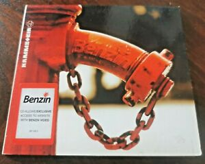 Rammstein - Benzin CD Single Great Condition Rare Card Case Limited Edition