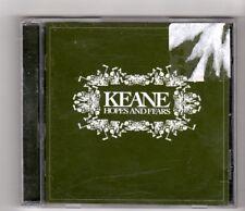 (HX269) Keane, Hopes And Fears - 2004 CD