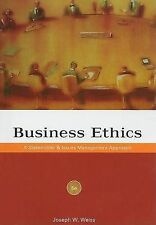 Business Ethics: A Stakeholder and Issues Management Approach-ExLibrary