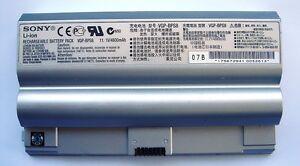 Batteria Originale Sony Vaio VGP-BPS8/S VGP-BPS8A BPS8