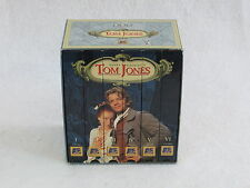 BBC  Henry Fielding's TOM JONES   6 VHS Tapes Boxed Set  A&E, 1998