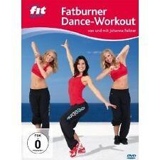 FIT FOR FUN: FATBURNER DANCE-WORKOUT DVD NEU