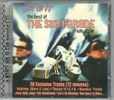 The Ska Parade CD OOP Sublime Ocean 11 Let's Go Bowling