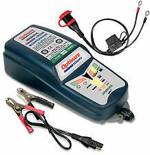 CARICABATTERIA MANTENITORE CARICA BATTERIA AL LITIO OPTIMATE LITHIUM 12V MOTO