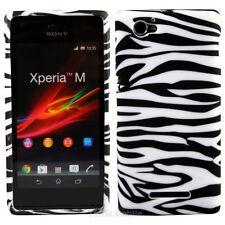 Étuis, housses et coques multicolores Sony Xperia M pour téléphone mobile et assistant personnel (PDA)