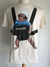 THE HANGOVER (2009) Official RARE Studio Promo Alan Baby T-Shirt Size Large