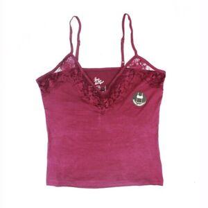 PRIMARK Ladies Womens Hidden Support Strappy Camisole Vest Tank Cami Top Size
