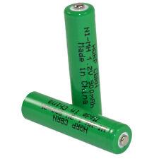 2x Battery for Panasonic KX-TGA641T KX-TGA651 KX-TGA651T KX-TGA651B KX-TGA740B
