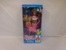 Disney Barbie Doll The Heart Family Visits Disneyland Park Mom Mattel 1989 Mick