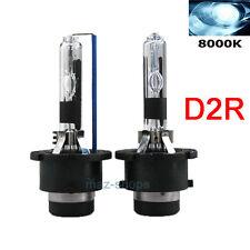 2X AC HID XENON HEAD LIGHT BULB 8000k D2R FIT for 2003 2004 2005 Infiniti G35