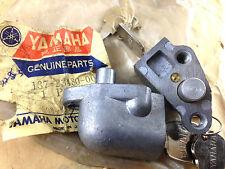 Genuine Yamaha HS1 YG5 YL2 L2 YA6 G7S L5T LS2 YB100 LB50 LB80 Steering Lock NOS
